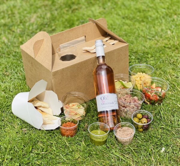 Stokpaardje Picknickbox