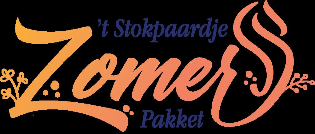 Logo Stokpaardje Zomerpakket
